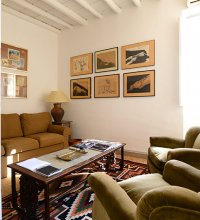 Spanish Steps studio apartment