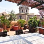 Campo dei Fiori terrace penthouse: 145 sqm + terrace – 1.620.000 €