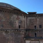 Pantheon terrace penthouse: 168 sqm