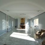 Parioli super luxury penthouse: 420 sqm + terraces
