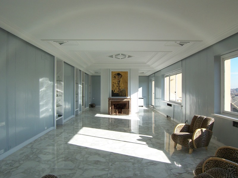 Parioli Super Luxury Penthouse 420 Sqm Terraces Rome