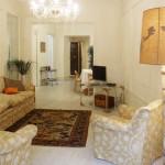 SOLD – Piazza del Popolo terrace apartment: 80 sqm + terrace (27 sqm)
