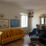 Roman Forum terrace penthouse: 160 sqm + 120 sqm of terrace