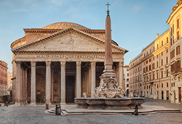Pantheon Rome apartments