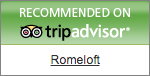 RomeLoft reviews on TripAdvisor