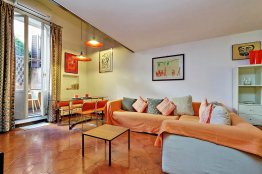 Campo Marzio studio apartment: Up to 2+1 people