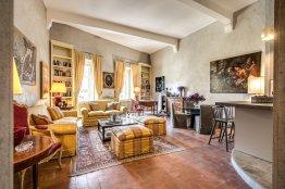 Rome loft apartment - Portico D'Ottavia