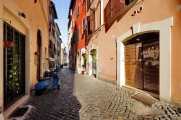 Campo de Fiori studio apartment: Up to 2+2 people