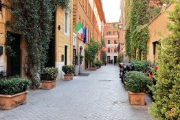 Margutta exclusive loft: Up to 2+1 people