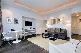Rome Spanish Steps loft apartment - Via Margutta