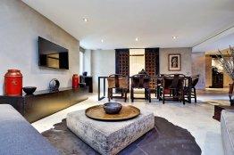 Vicolo del Cinque terrace apartment: Up to 5+2 people