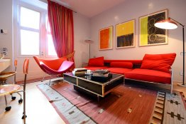 Salita del Grillo studio apartment: Up to 2+2 people