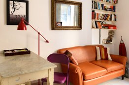 Monti studio apartment: Up to 2 people