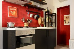 Affordable Rome studio apartment - Monti Area