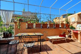 Vicolo del Bologna terrace loft: Up to 2 + 1 people
