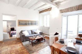 Trastevere apartment for rent - Piazza Santa Rufina