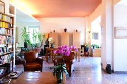 Janiculum apartment for rent in Rome, Trastevere