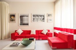 Bright, stylish Trastevere apartment - Rome