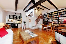 Trastevere Quiet Apartment | Rome | Ideal for a couple
