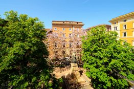 Navona Terrace Apartment for Rent in Rome