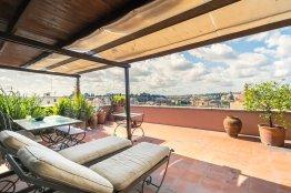 Monti Terrace Penthouse | Rome | Romeloft Properties