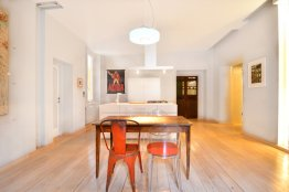 Trastevere large modern loft up to 4, Rome city center