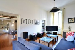 Apartment in Rome Campo de Fiori for 5 people