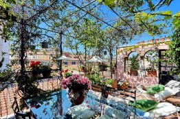 Trastevere large apartment with terrace: Up to 8+1 people