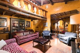 Trastevere Spacious Apartment | Rome | Up to 9 People