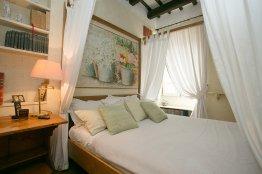 Rome, Trastevere studio apartment for 2 people
