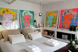 Trastevere luxury studio apartment - Up to 2 people | Trastevere area