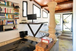 Testaccio Terrace Loft: Up to 2+1 people
