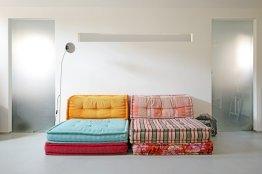 Vicolo del Cinque modern loft: Up to 2+1 people