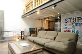 Margutta Stylish Loft < Rome apartments - Spanish Steps