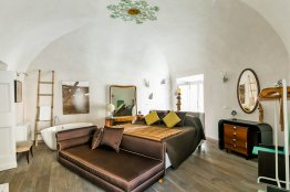 Trastevere luxury design apartment for rent in Rome