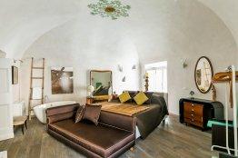 Trastevere luxury design apartment for rent in Rome