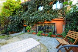 Margutta terrace apartment for rent - Rome Spanish Steps