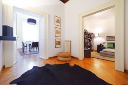 Spanish Steps Cozy Apartment: Up to 2+2 people