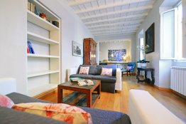 Trastevere Family Apartment: Up to 5+2 people