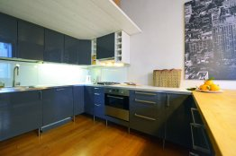 Trastevere large apartment for rent for families and groups of friends