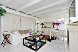 Spanish Steps Terrace Apartment | Rome | Up to 2 people
