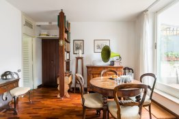 Navona Cozy Terrace Studio: Up to 2+2 people