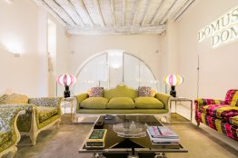 Rome Luxury Residence: Up to 7 people