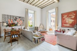 Farnese Luxury Apartment: Up to 3+2 people