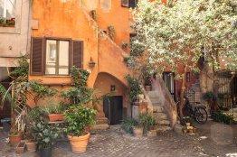 Campo de Fiori Vintage Loft: Up to 2+1 people