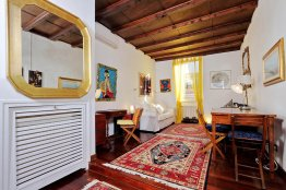 Rome affordable studio apartment - Trastevere