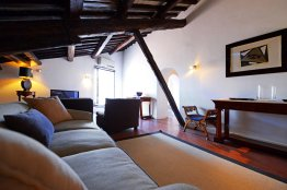 Cappellari luxury terrace apartment: Up to 2+2 people