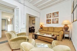Spanish Steps lovely apartment: Up to 2+2 people