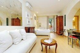 Rome studio apartment - Campo de Fiori area
