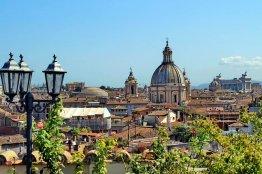 Rome Luxury Penthouse | Romeloft Properties - Piazza Navona